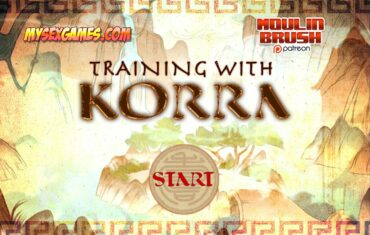 Training With Korra